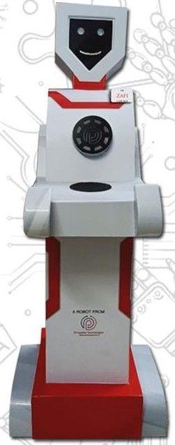 Zafi Robot (Image Credit: Propeller Technologies)