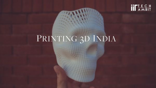 Printing a 3D India