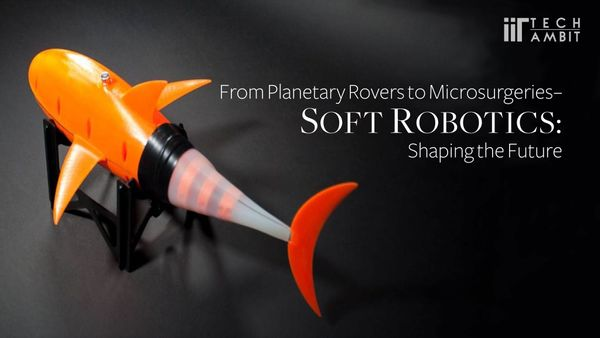 From Planetary Rovers to Microsurgeries–Soft Robotics: Shaping the Future