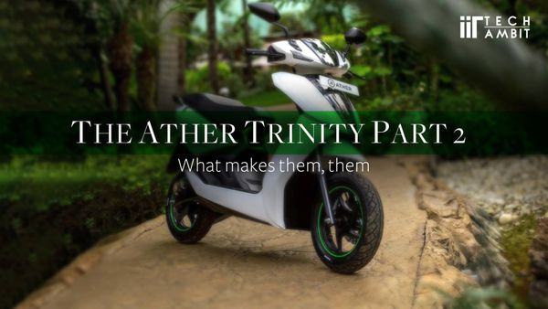 The Ather Trinity: Part 2 - What makes them, them