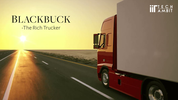 Blackbuck- The Rich Trucker