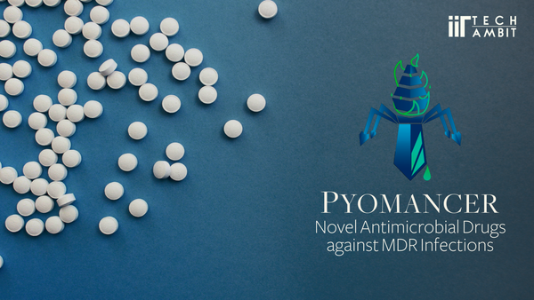 Pyomancer: Novel Antimicrobial Drugs against MDR Infections