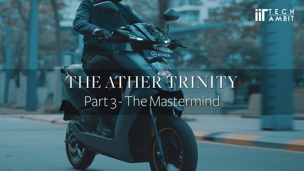 The Ather Trinity: Part 3 - The Mastermind