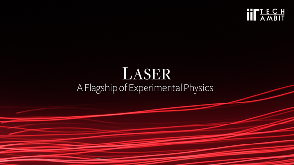 Laser - A Flagship of Experimental Physics